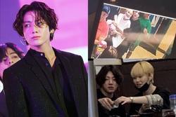Hạn đen liên tục bủa vây BTS: Hết Jimin bị bắt gặp ở hộp đêm đến lượt Jungkook lộ ảnh ôm ấp gái lạ