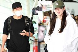 Sau tin đồn hẹn hò, Son Ye Jin và Hyun Bin bất ngờ tránh mặt tại sân bay