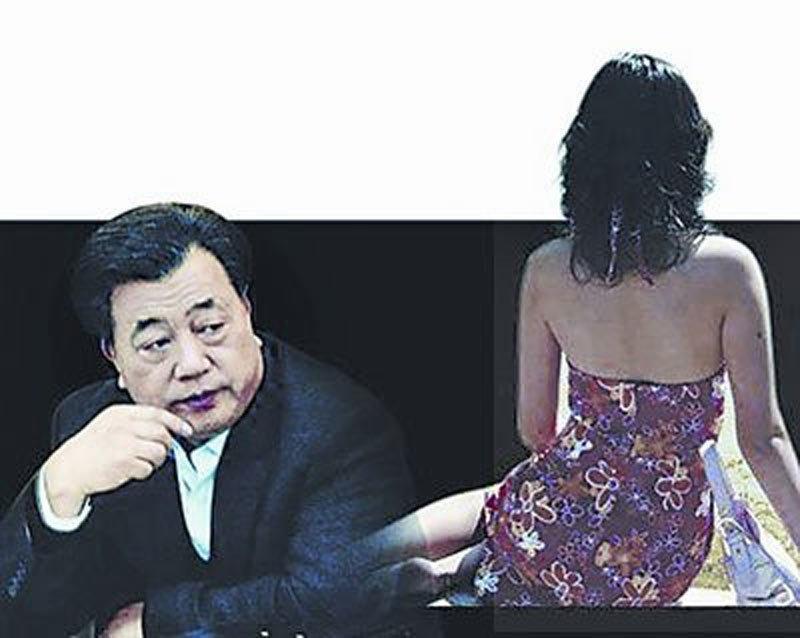 Sở thích tình dục nổi da gà của vị cục phó lẫy lừng khắp Trung Quốc-1