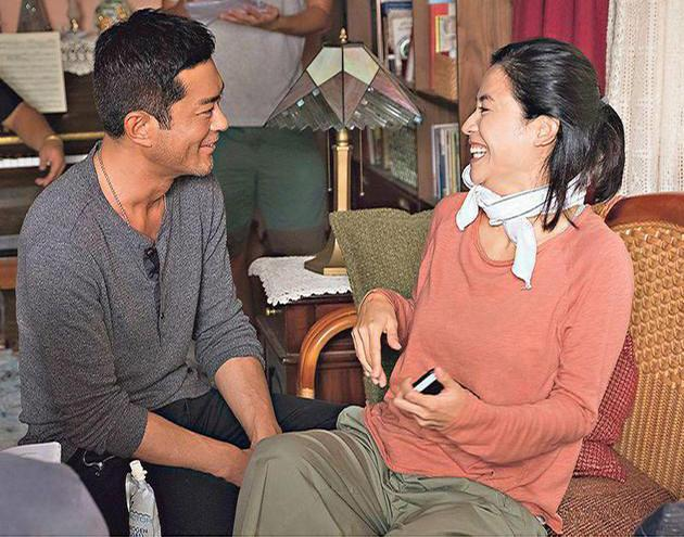VZN News: Cổ Thiên Lạc làm Tuyên Huyên bị thương sau cảnh quay bạo lực-3