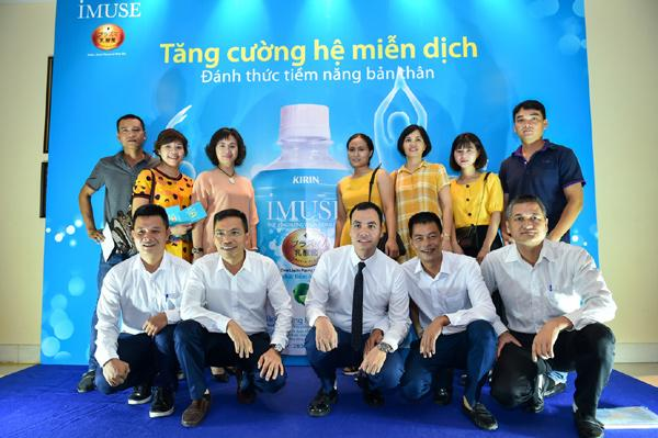 Kirin iMuse - thức uống lợi khuẩn vị sữa chua và chanh-5