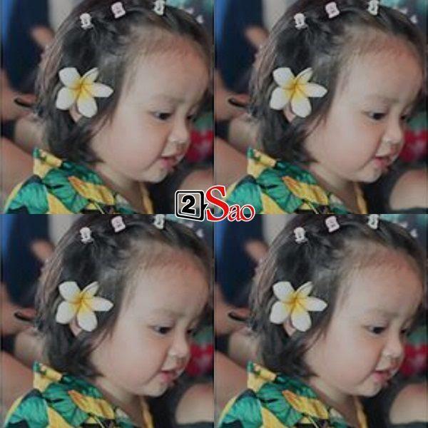 Lộ ảnh cận mặt con gái cưng của Hoài Lâm, ai nấy đều xuýt xoa vì cô bé thật xinh xắn-3