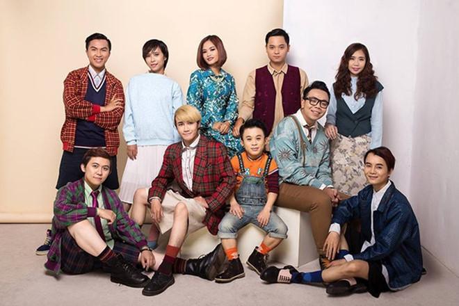 VZN News: BB Trần, Huỳnh Lập, Vinh Râu và các diễn viên hài đình đám giờ ra sao?-4