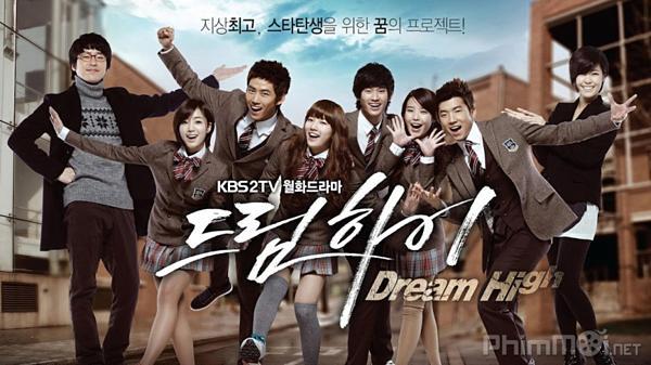 Những phim Hàn lấy cảm hứng từ Kpop-1