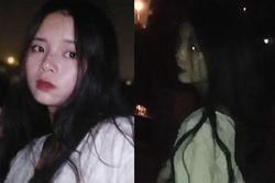 Tin tưởng nhờ bạn trai chụp ảnh, gái xinh 'ngất trên cành quất' khi bị biến thành ma nữ tóc dài