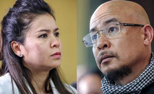VZN News: Vợ chồng vua cà phê Trung Nguyên lại ra tòa ly hôn-1