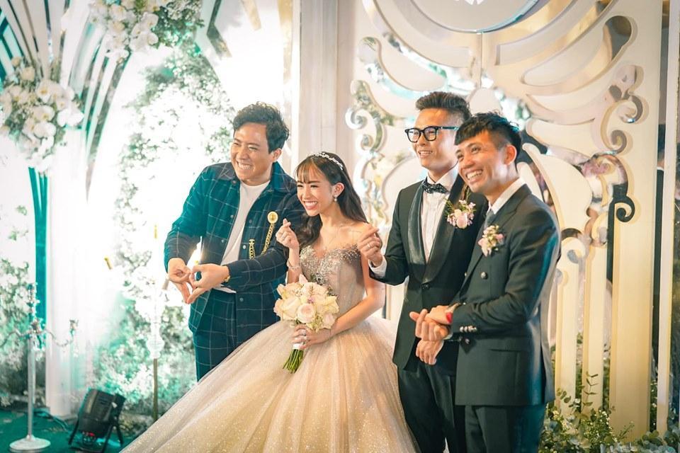 Đám cưới xa hoa qua 10 ngày, con gái Minh Nhựa vẫn náo loạn MXH khi tung clip pre-wedding đẹp mê hồn-2