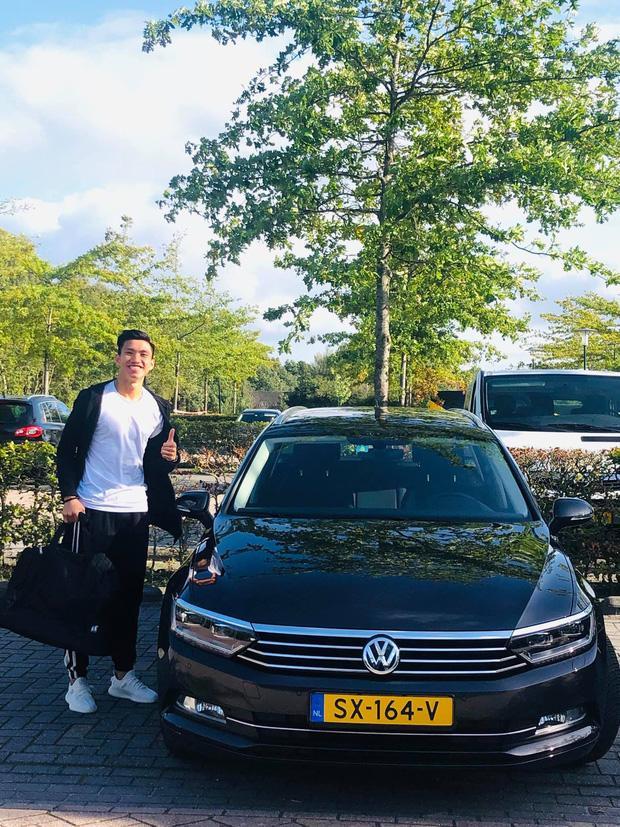VZN News: Sang Hà Lan thi đấu, Đoàn Văn Hậu hết nhận lương khủng lại được cấp ôtô riêng xịn xò-2