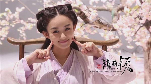 VZN News: Mỗi năm sở hữu một phim đại nữ chính, Triệu Lệ Dĩnh quả thật có tài chọn kịch bản-4