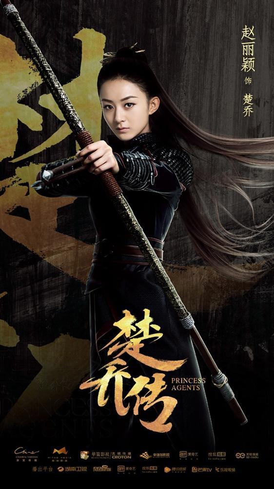 VZN News: Mỗi năm sở hữu một phim đại nữ chính, Triệu Lệ Dĩnh quả thật có tài chọn kịch bản-6