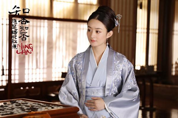 VZN News: Mỗi năm sở hữu một phim đại nữ chính, Triệu Lệ Dĩnh quả thật có tài chọn kịch bản-7