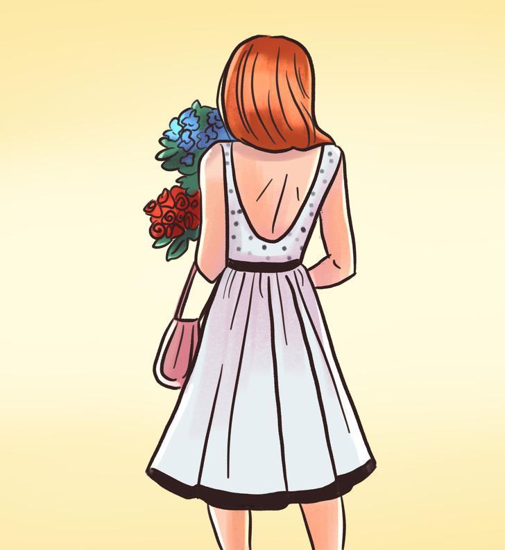 Theo bạn, cô gái nào quay lại sẽ hấp dẫn hơn cả, cách bạn chọn quyết định tính cách của bạn?-4