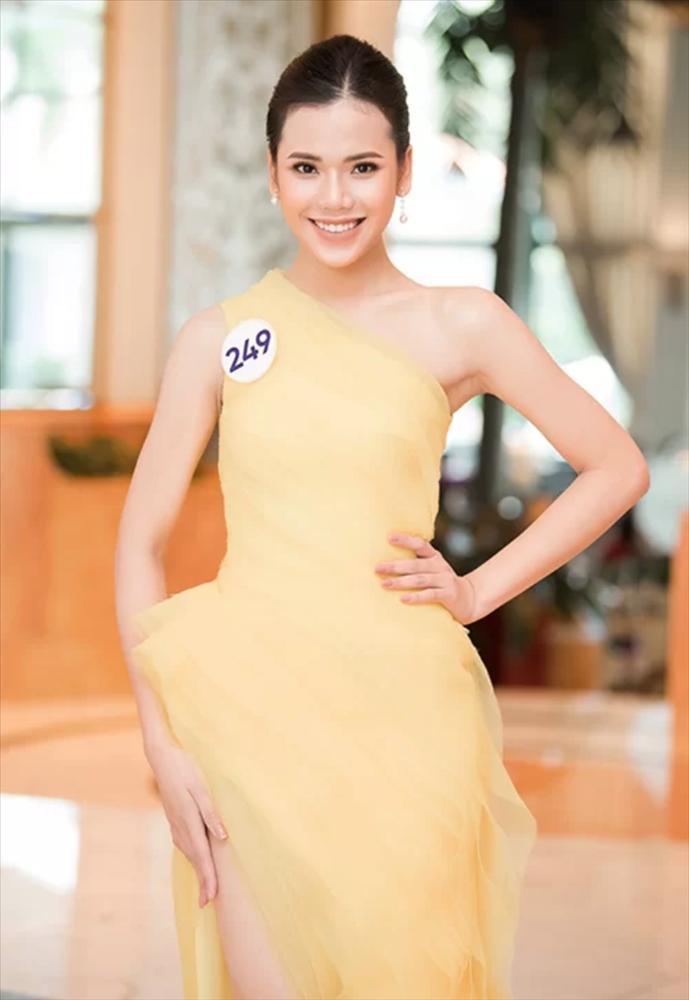 6 nhan sắc mới nổi bật ở Hoa hậu Hoàn Vũ Việt Nam 2019-5