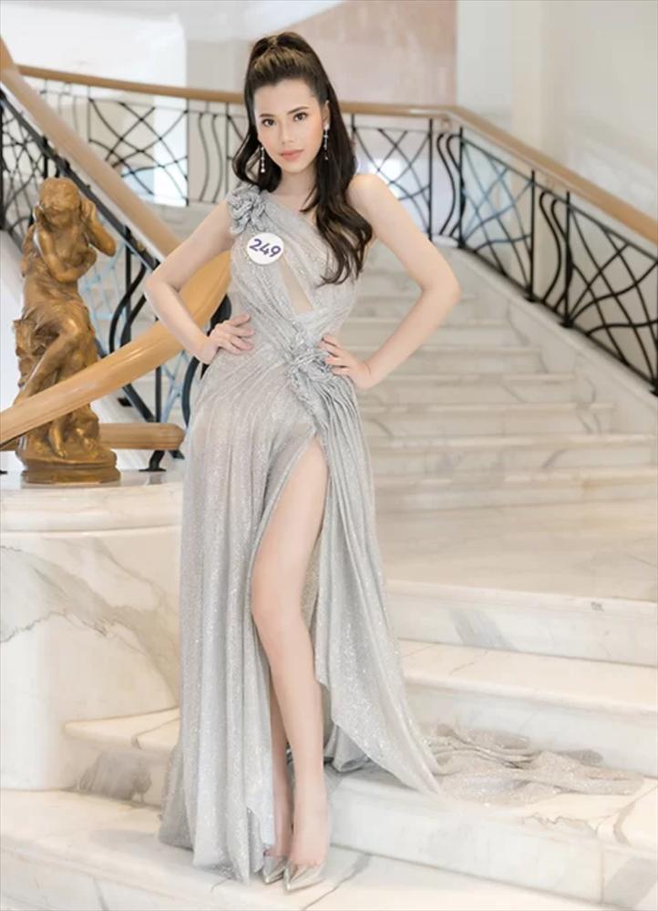 6 nhan sắc mới nổi bật ở Hoa hậu Hoàn Vũ Việt Nam 2019-6