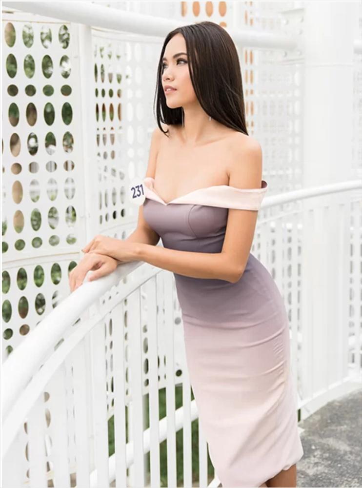 6 nhan sắc mới nổi bật ở Hoa hậu Hoàn Vũ Việt Nam 2019-8