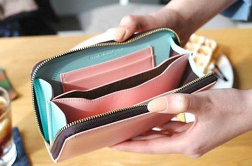 Muốn ví luôn đầy tiền, vàng bạc đổ vào nhà hãy âm thầm nhét vật này vào ví-1