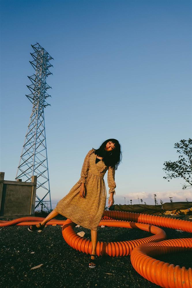 Cánh đồng quạt gió tựa trời Tây ở Đắk Lắk hút giới trẻ check-in-9