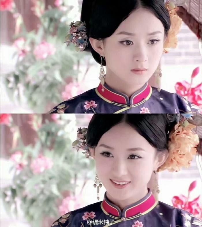 Tạo hình cổ trang của Trịnh Sảng, Dương Mịch cũng không thể thắng nổi Lưu Thi Thi-5