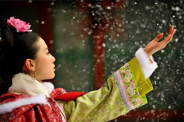 Tạo hình cổ trang của Trịnh Sảng, Dương Mịch cũng không thể thắng nổi Lưu Thi Thi-8