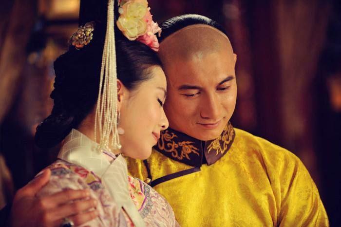 Tạo hình cổ trang của Trịnh Sảng, Dương Mịch cũng không thể thắng nổi Lưu Thi Thi-9