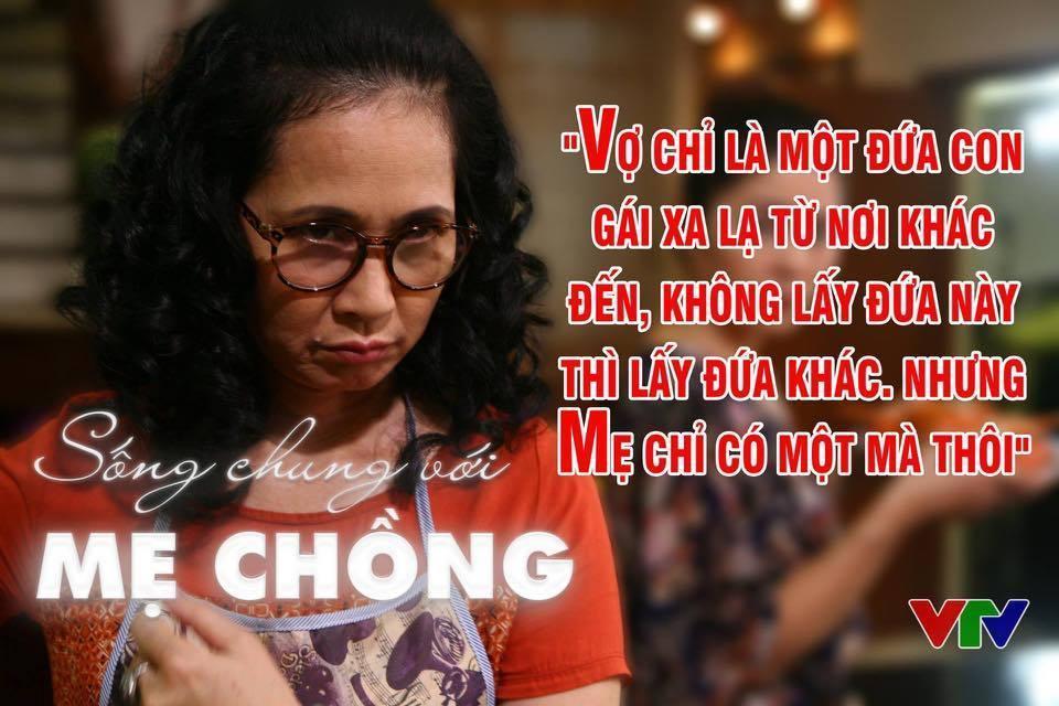 Những bà mẹ chồng đáng sợ nhất màn ảnh Việt khiến con dâu sợ xanh mặt-2
