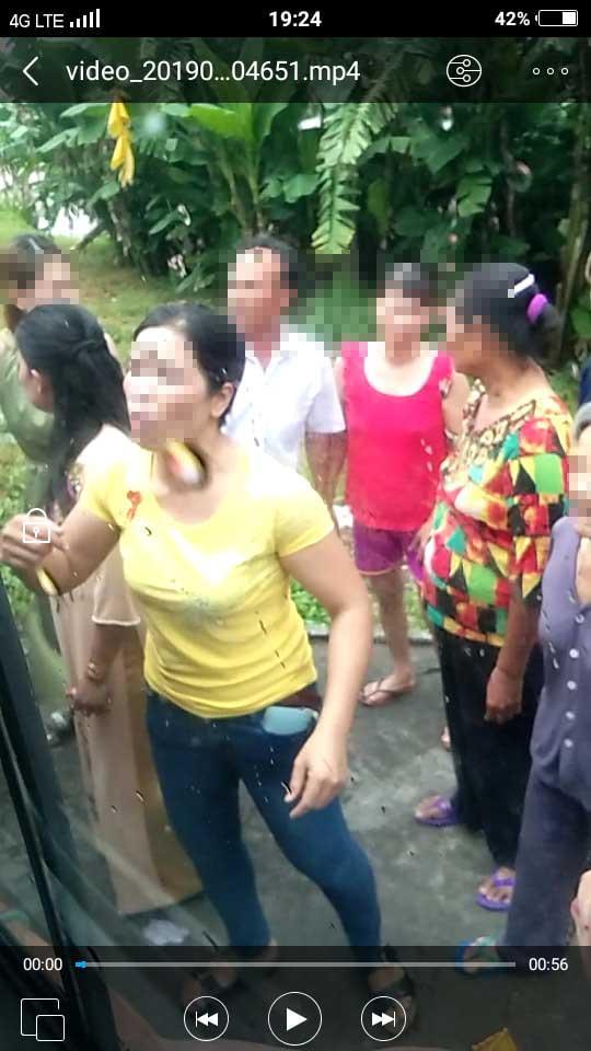 Phẫn nộ câu chuyện cô dâu có bầu trước bị nhà chồng không cho thực hiện nghi lễ cưới, nhốt trong phòng nhịn đói cả ngày-5