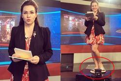 MC/BTV đình đám VTV tự bóc trần sự thật ngã ngửa đằng sau hình ảnh lung linh trên sóng truyền hình