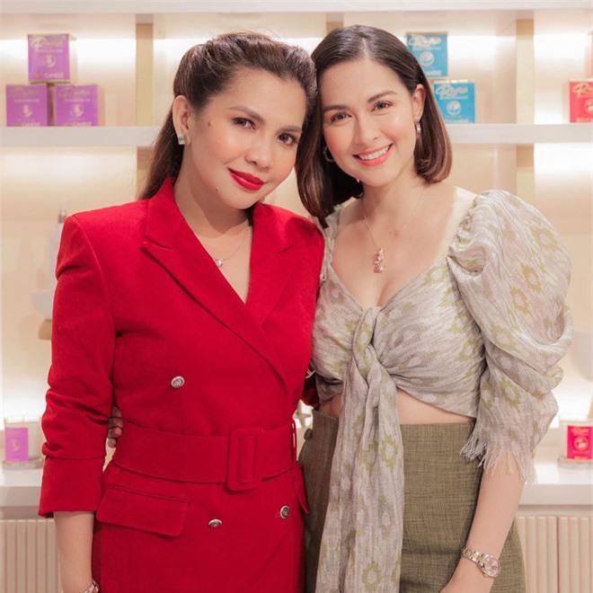 Đi dự khai trương thôi mà mỹ nhân đẹp nhất Philippines vẫn gây sốt vì quá xinh-3