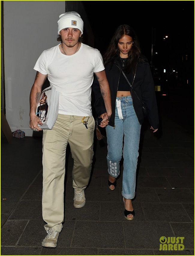 Mang tiếng là con của biểu tượng thời trang thế giới nhưng nhiều lần Brooklyn Beckham bị soi ăn mặc rách rưới-4