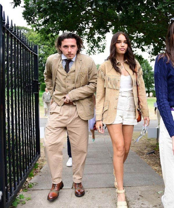 Mang tiếng là con của biểu tượng thời trang thế giới nhưng nhiều lần Brooklyn Beckham bị soi ăn mặc rách rưới-6