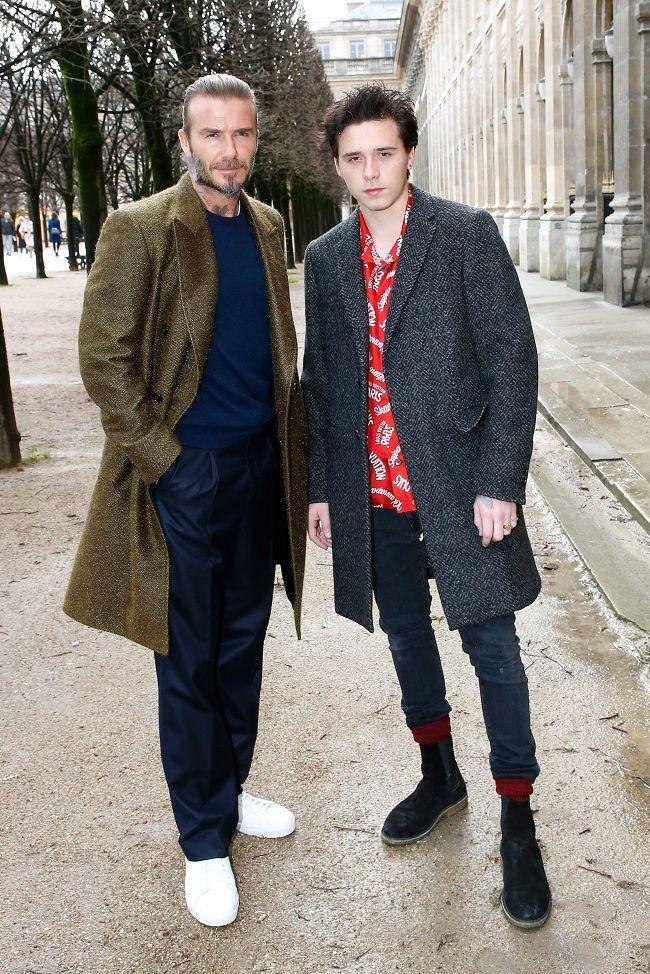 Mang tiếng là con của biểu tượng thời trang thế giới nhưng nhiều lần Brooklyn Beckham bị soi ăn mặc rách rưới-8