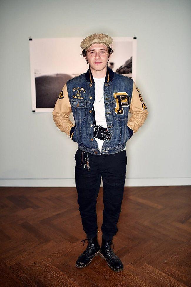 Mang tiếng là con của biểu tượng thời trang thế giới nhưng nhiều lần Brooklyn Beckham bị soi ăn mặc rách rưới-9