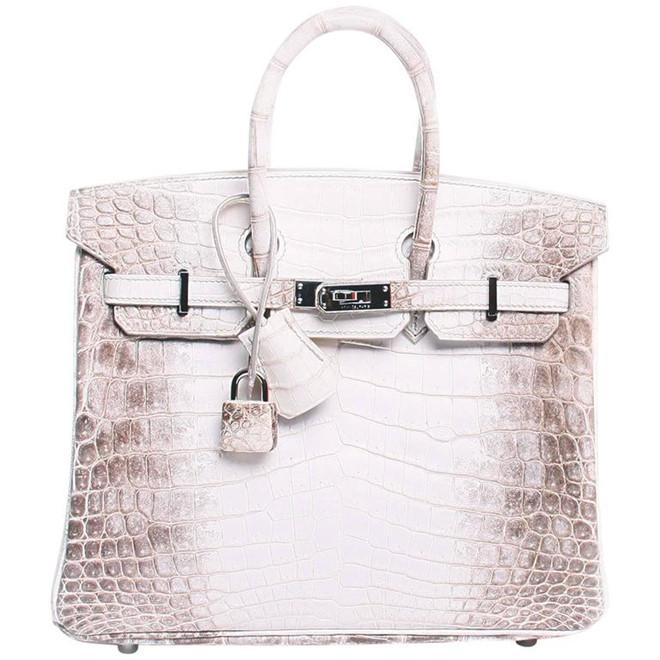 Vợ chồng Minh Nhựa khoe ảnh dùng túi Hermès cá sấu, đồng hồ 23 tỷ đồng-4