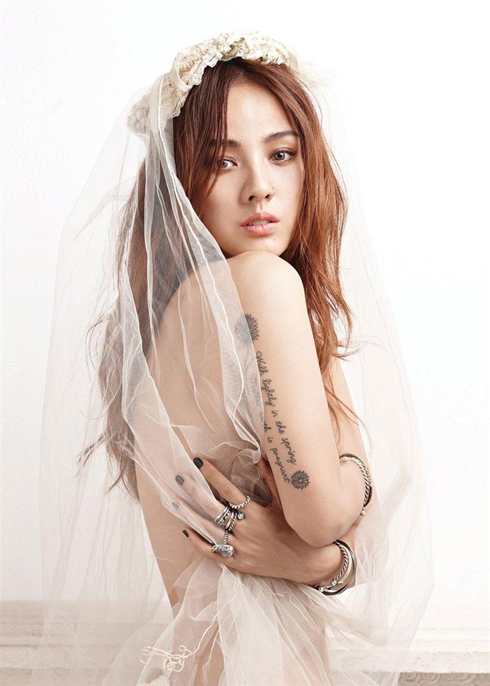Không phải HyunA hay Sunmi, nữ idol ít người nghĩ tới này mới là truyền nhân của nữ hoàng gợi cảm Lee Hyori-1