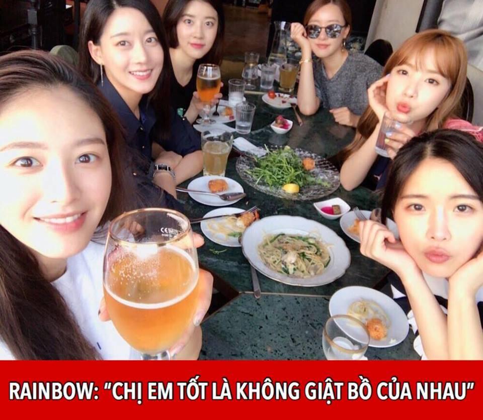 Không phải HyunA hay Sunmi, nữ idol ít người nghĩ tới này mới là truyền nhân của nữ hoàng gợi cảm Lee Hyori-9