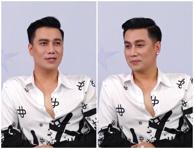 Lộ diện trên livestream, gương mặt Việt Anh điển trai bất ngờ nhưng vẫn bị dân mạng trừ điểm vì hết nam tính-3