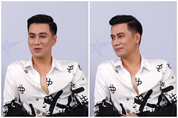 Lộ diện trên livestream, gương mặt Việt Anh điển trai bất ngờ nhưng vẫn bị dân mạng trừ điểm vì hết nam tính-4