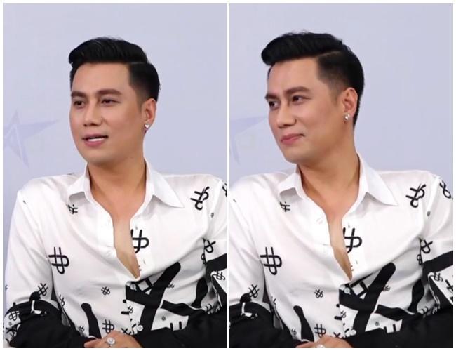 Lộ diện trên livestream, gương mặt Việt Anh điển trai bất ngờ nhưng vẫn bị dân mạng trừ điểm vì hết nam tính-6