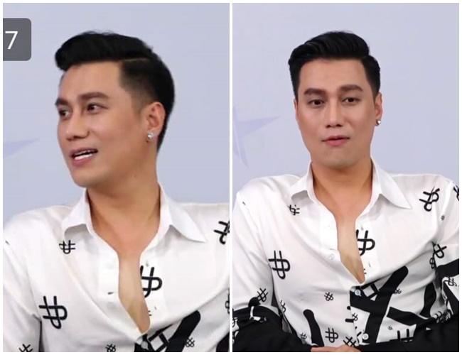 Lộ diện trên livestream, gương mặt Việt Anh điển trai bất ngờ nhưng vẫn bị dân mạng trừ điểm vì hết nam tính-5
