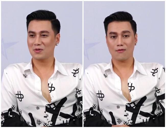 Lộ diện trên livestream, gương mặt Việt Anh điển trai bất ngờ nhưng vẫn bị dân mạng trừ điểm vì hết nam tính-7