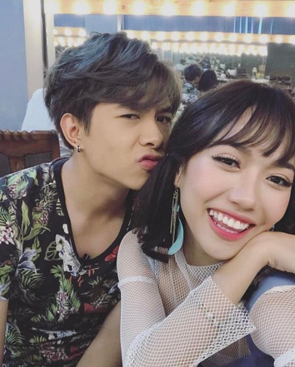 Anh Tú săn tim gái lạ bằng bản cover hit mới của Tóc Tiên, fan nhận ra nữ chính là Diệu Nhi qua... tiếng thở dài-3