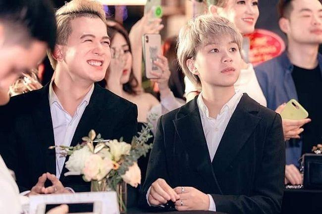 Cặp bạn thân Quang Anh - Bảo Hân chuộng mặc đồ đôi cùng nhau-6
