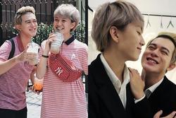 Cặp bạn thân Quang Anh - Bảo Hân chuộng mặc đồ đôi cùng nhau