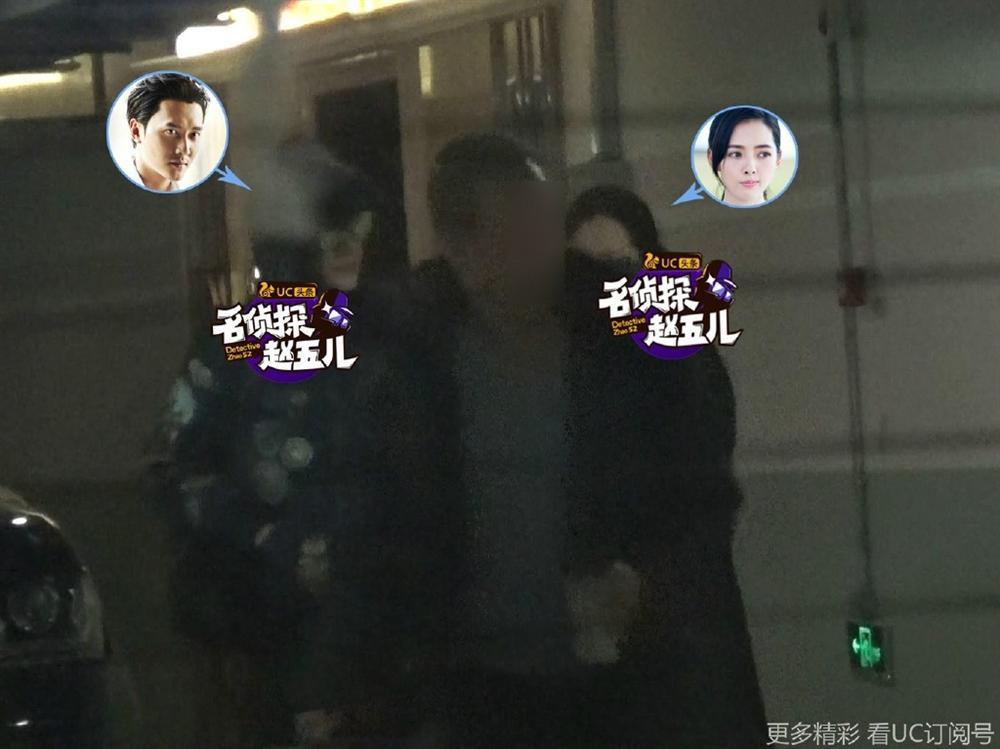Người tình màn ảnh của Phùng Thiệu Phong ngầm tố cáo Triệu Lệ Dĩnh là tiểu tam-2