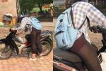 Mặc quần mỏng tang hở cả vùng nhạy cảm, cô gái trẻ khiến ai cũng ngán ngẩm
