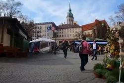 Dạo bước trên những con đường lát đá ở Munich