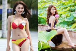 'Bạn gái tin đồn' Phan Văn Đức thay đổi ra sao sau 2 năm thi hoa hậu?
