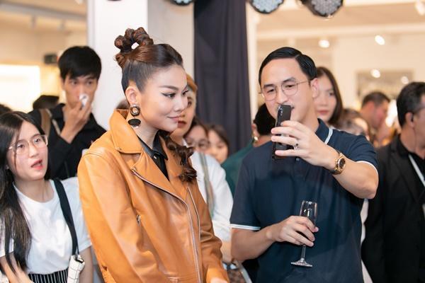 Thanh Hằng không gặp được Tăng Thanh Hà tại sự kiện, ông xã ngọc nữ có ngay chiêu kết nối cực hay-7