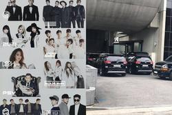 Nghệ sĩ nhà YG ùn ùn kéo đến công ty: Sắp có 'biến lớn' hay một concert gia đình chào đón Big Bang xuất ngũ?
