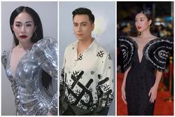 Diễn viên Việt Anh trang điểm nữ tính bất ngờ - Đỗ Mỹ Linh lại có màn họa mặt già chát chúa